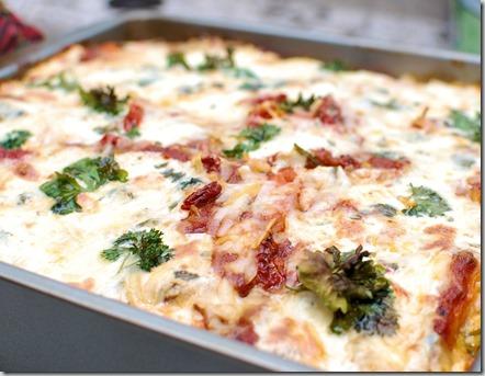 Healthy Whole Grain Lasagna7