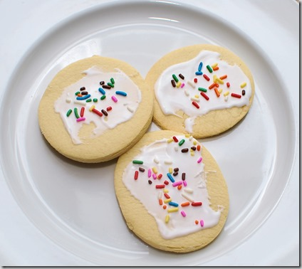 Arbonne Butter Cookies1