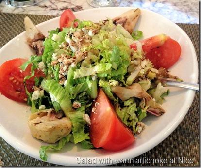 Boston salad nico