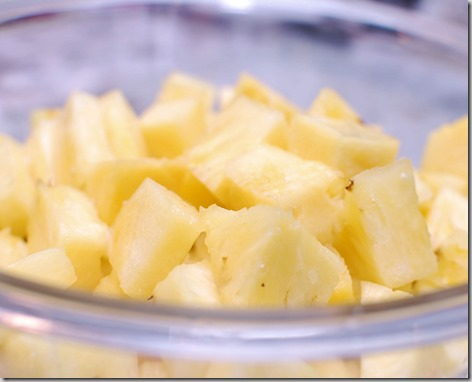 How to cut Pineapple and Quadratini wafer cookies11