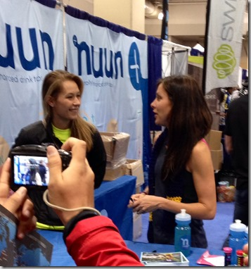 Kara Goucher Expo