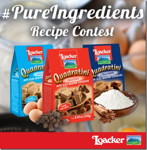 PureIngredients Recipe Contest Official Poster