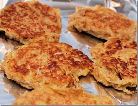 Union Square Chicken and Parsnip Pancakes2
