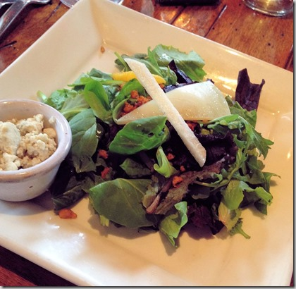 Asado salad