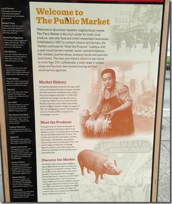 Pikes Market details