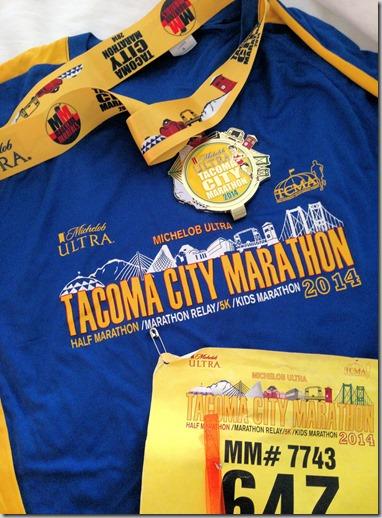 tacoma race medal