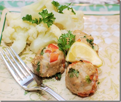 Baked Tuna Meatballs1
