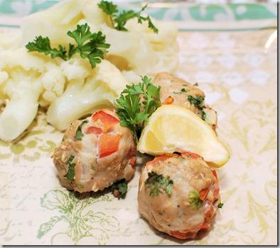 Baked Tuna Meatballs3