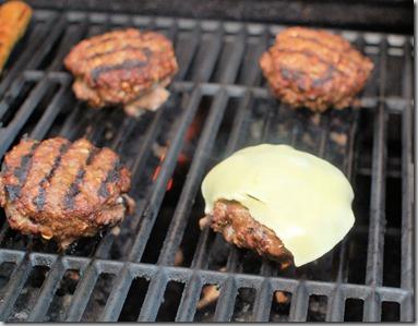 Blue cheese burger4