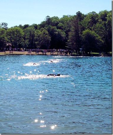 Green swim