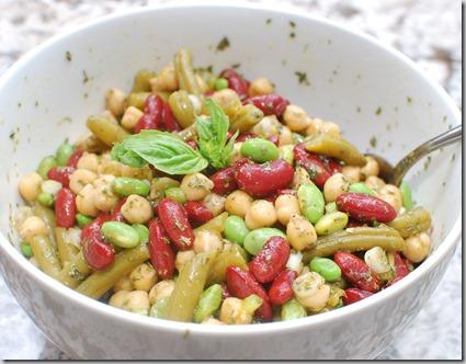 Three Bean Salad with Edamame3