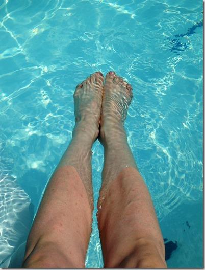 swim legs
