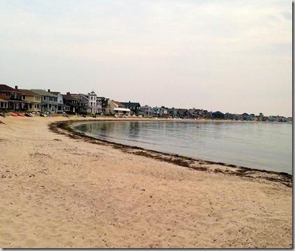 Groton pt beach