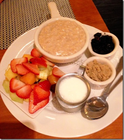Mystic breakfast