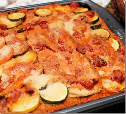 Gluten Free Vegetable Quinoa Lasagna4