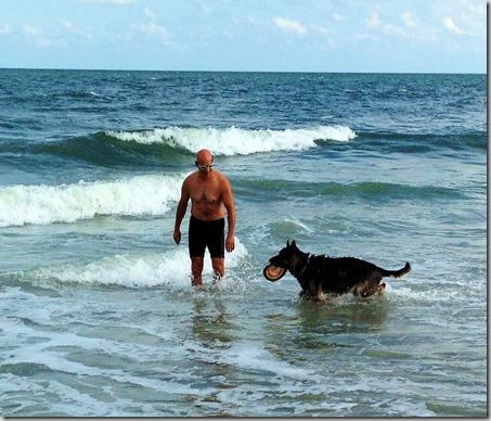 Shane beach