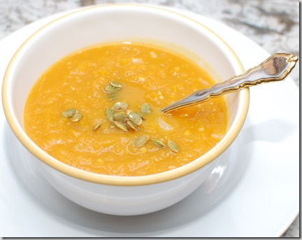 Pumpkin soup6
