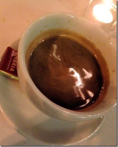 americana coffee