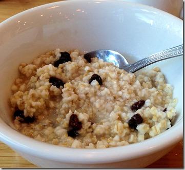 bowl oats