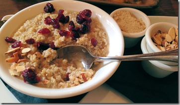 oats at three deg