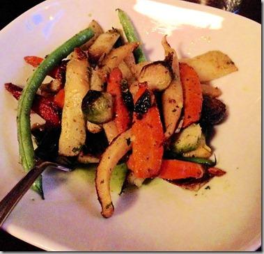 sauted veg