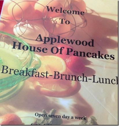 Applewoods Pancakes