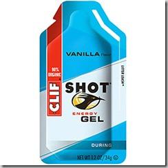 Gel shot vanilla
