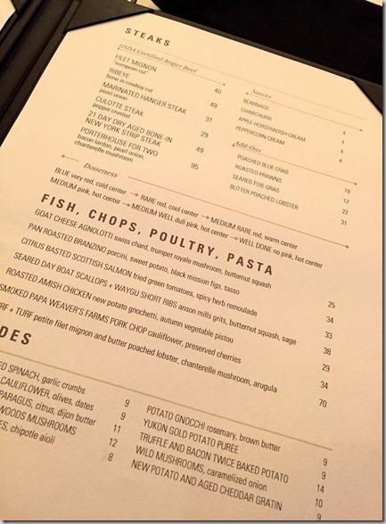 CP menu