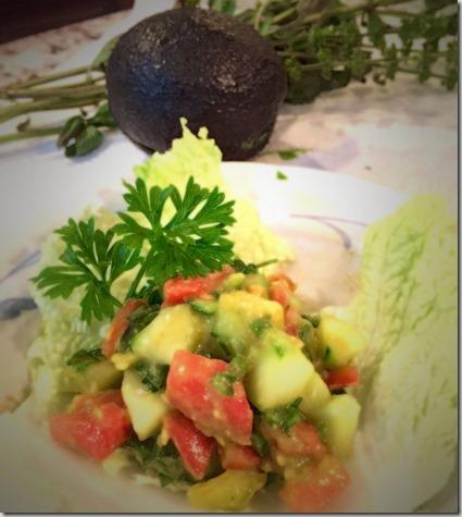 Salad AVo 2
